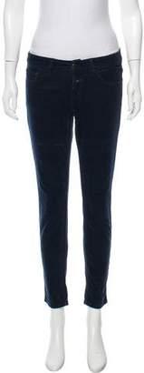 Closed Mid-Rise Velvet Jeans