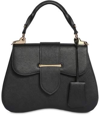 54120ffc30292 Prada Large Sidonie Lux Leather Top Handle Bag