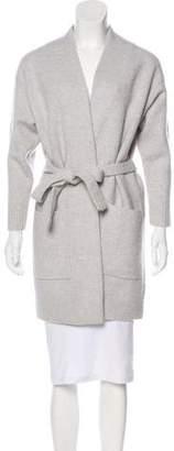 Rag & Bone Merino Wool Belted Coat