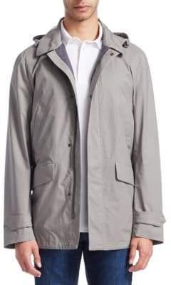 Loro Piana Montville Hooded Jacket