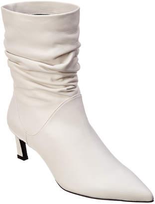 Stuart Weitzman Demibenatar Leather Boot
