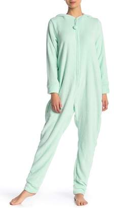 Couture PJ Owl Hooded Bodysuit