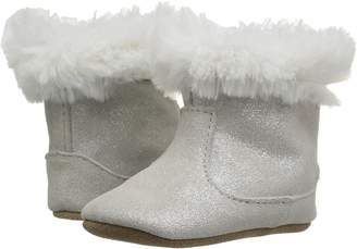 Robeez Thea Twinkle Bootie Soft Sole Girls Shoes