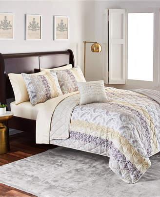 Sunham Brentwood 5-Pc. King Quilt Set Bedding