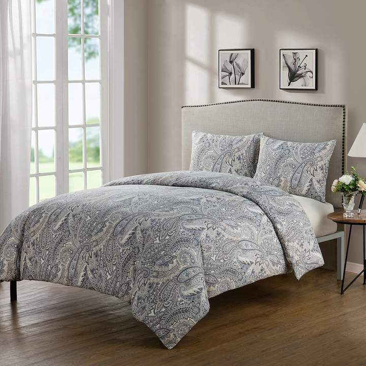 Vcny VCNY 3-piece Palila Duvet Cover Set