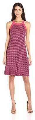 Three Dots Women's A Line Dress