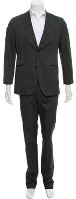 Theory Notch-Lapel Two-Piece Suit
