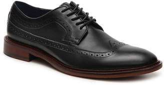Aston Grey Lovorwen Wingtip Oxford - Men's