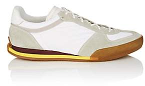 Givenchy Men's Mixed-Material Sneakers - White