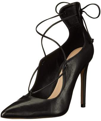 Aldo Womens Thylia Closed Toe Ankle Wrap Classic Pumps