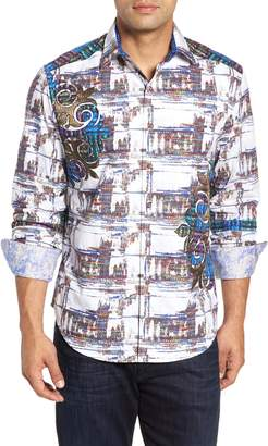 Robert Graham Distinct Palate Limited Edition Classic Fit Sport Shirt