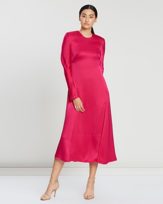 Camilla And Marc Antonelli Long Sleeve Dress