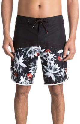 Men's Quiksilver Crypt Scallop Board Shorts $59.50 thestylecure.com