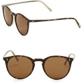 Oliver Peoples Resort Spring O'Malley Sun 48MM Cateye Sunglasses