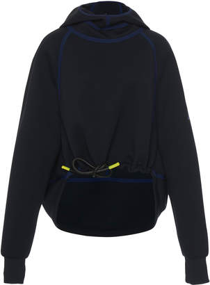 Sportmax Sondrio High-Low Jersey Pullover
