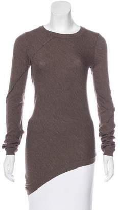 Marc by Marc Jacobs Wool Asymmetrical Top
