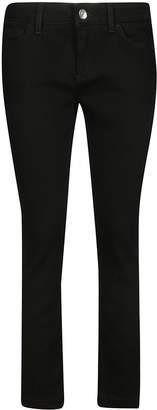 Dolce & Gabbana Skinny Waist Fit Trousers