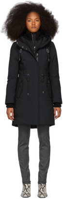 Mackage Black Down Beckah Coat