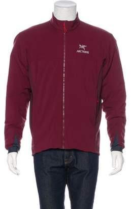 Arc'teryx Logo Zip Jacket