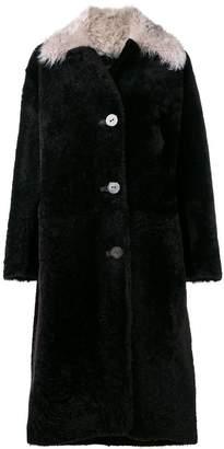 Sylvie Schimmel reversible sheraling jacket
