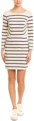 Solid & Striped Striped Sheath Dress