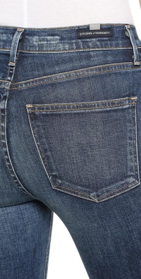 Citizens of Humanity Rocket Denim Skinny Jeans