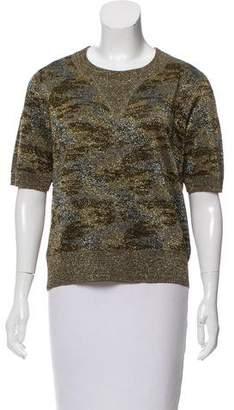 Isabel Marant Wal Lurex Sweatshirt