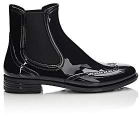 Barneys New York Women's Wingtip Rain Boots - Black