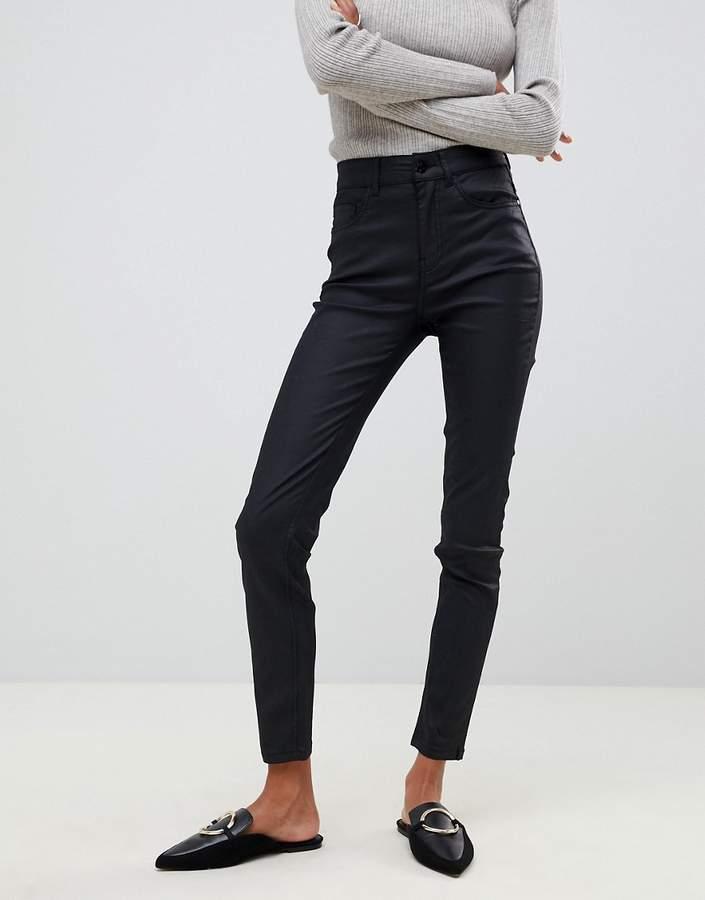 Jdy JDY coated skinny jean