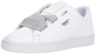 Puma Women's Basket Heart Wn Sneaker