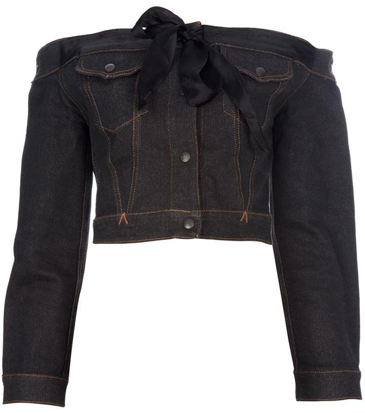 Jean Paul Gaultier Vintage denim suit