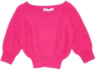 Christian Dior Pink Cashmere Knitwear