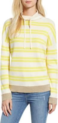 Lou & Grey Golden Girl Hoodie Sweater
