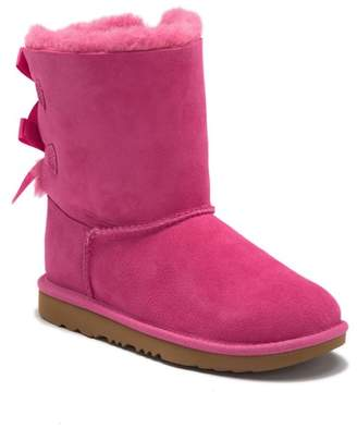 UGG Bailey Bow II UGGpureTM Lined Boot (Little Kid & BIg Kid)