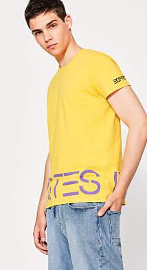 Esprit RETRO COLLECTION: Unisex jersey T-shirt