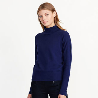 Ralph Lauren Cotton Turtleneck Sweater $89.50 thestylecure.com