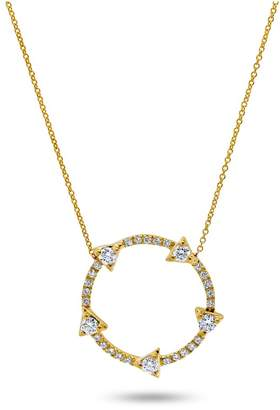 Khai Khai Sphere Eternity Necklace