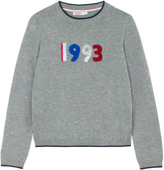 Cath Kidston 25th Birthday Embroidery Jumper