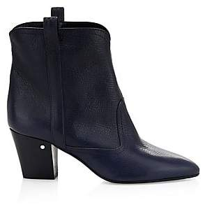 Laurence Dacade Women's Sheryll Leather Ankle Booties