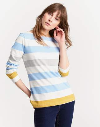 Joules Clothing Harbour Long Sleeve Jersey Top