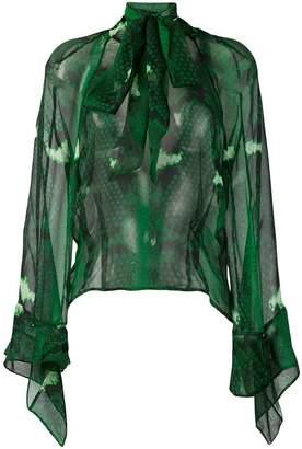 c1847cd4 Petar Petrov snake print blouse