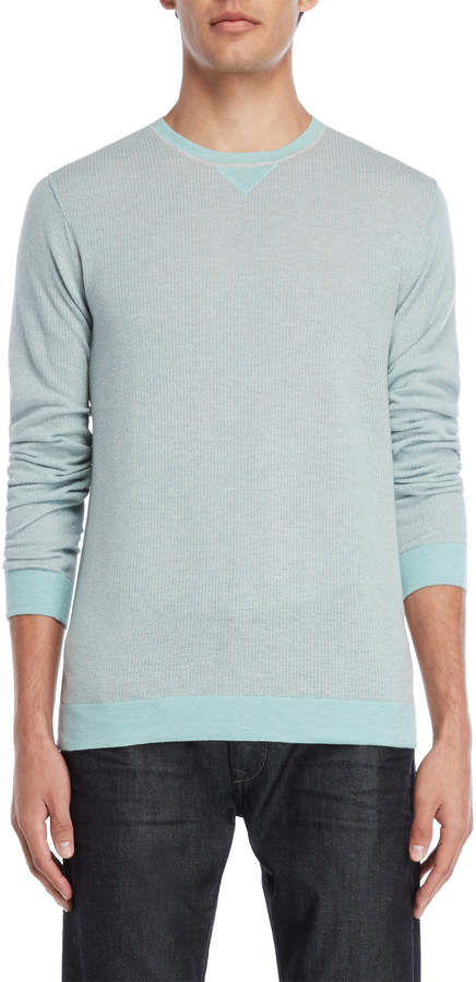 Bruno Ferraro Knit Crew Neck Sweater