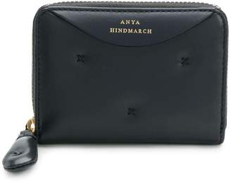 Anya Hindmarch Chubby small zip around wallet