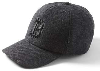 Banana Republic Herringbone Baseball Cap
