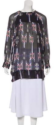 Isabel Marant Silk Printed Tunics