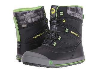 Merrell Snow Bank 2.0 Waterproof (Big Kid)