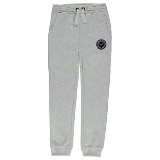 Soul Cal SoulCal Kids Girls Signature Jogging Bottoms Junior Fleece Trousers Pants