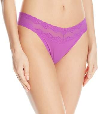 Natori Women's Bliss Perfection O/s Thong