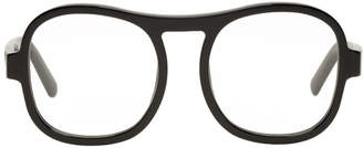 Chloé Black Square Glasses
