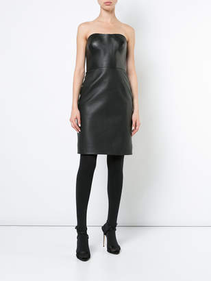 Alexander Wang Moulded bustier dress